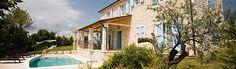 View of Casa Sienna, Luxury Villa to Rent in Istria, Croatia.