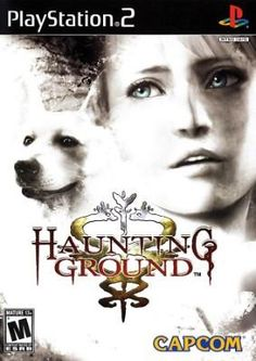 HAUNTING GROUND – PLAYSTATION 2 $99.95 --> https://pyroflame.com/collections/rare-games/products/haunting-ground-playstation-2 #ecommerce #gaming #retrogaming #gamer #retro #gamersunite #geek #tech