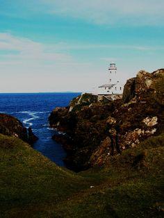 Fanad Lighthouse, Donegal, Ireland Michaela McDavitt  by APIstudyabroad, via Flickr