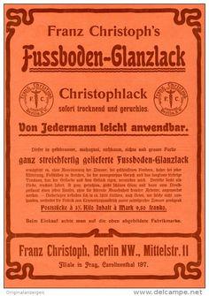 Original-Werbung/Inserat/ Anzeige 1902 -1/1 SEITE-FUSSBODEN-GLANZLACK/RÜCKS:DERMA-LAMPE/HAMBURGER KOSTÜMRÖCKE 190x280 mm