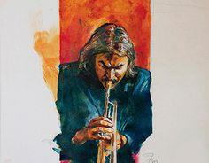 "Check out new work on my @Behance portfolio: ""Enrico Rava portrait"" http://be.net/gallery/47150345/Enrico-Rava-portrait"