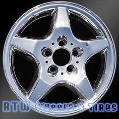 "Mercedes ML320 ML430 16"" 98-01 Factory Wheel Stock Alloy OEM Rim 65184"