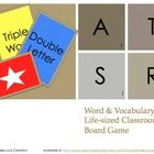 $4.30 Set up your classroom as a Word Game Board for vocabulary or content review.  This set includes all tiles needed for board assembly, as well as all...