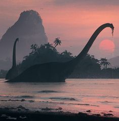 Nature of the Jurassic Period on Behance
