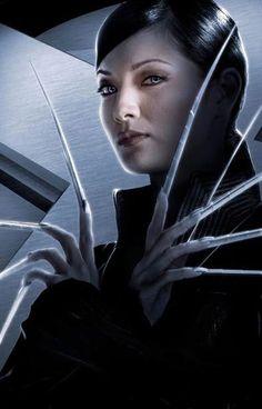 Lady Deathstrike Lady Deathstrike, Female Villains, Fierce Women, Movie Characters, Fictional Characters, X Men, Apocalypse, Good Movies, Knight