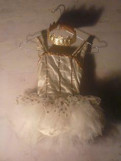 vintage christmas fairy dress | verkochte artikelen/sold | De Merel Brocante webwinkel