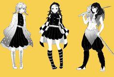 [KnY][Drop] Góc Demon Slayer - Tanjiro x Zenitsu x Inosuke Anime Demon, Manga Anime, Anime Art, Demon Slayer, Slayer Anime, Gender Bender Anime, Accel World, Otaku Meme, Demon Hunter