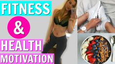 """How To Get Motivated To Be #Healthy & #Workout 