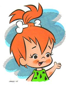 Pebbles Flintstone | Happy 48th birthday to PEBBLES FLINTSTONE!