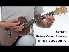 ▶ How To Play Island In The Sun on Ukulele by Weezer Ukulele Tutorial - YouTube