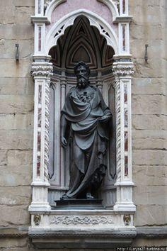 Св. Иоанн Лоренцо Гибери, 1416 г. Lorenzo Ghiberti, Renaissance, Lion Sculpture, Greek, Statue, San Giovanni, Firenze, Figurative, Google