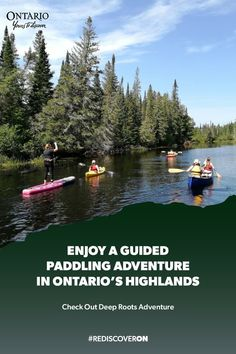 High Falls, Day Trip, Paddle, Ontario, Deep, Let It Be, Explore, Adventure, Travel