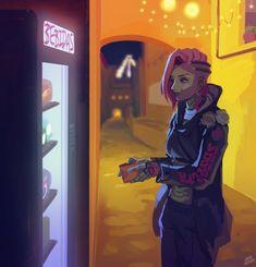 Overwatch - Hackers need Candy