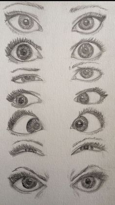 Pencil drawing Step by Step Eye Draws (realistic and colorful) -. Bleistiftzeichnung Step by Step Eye Draws (realistisch und farbenfroh) -. Pencil drawing Step by Step Eye Draws (realistic and colorful) -. Cool Art Drawings, Realistic Drawings, Art Drawings Sketches, Disney Drawings, Drawing Art, Drawing Hands, Nose Drawing, Sketches Of Eyes, How To Draw Realistic