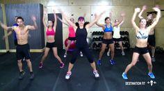 Sweatfest - FULL Workout - Shirley Domicoli - Destination Fit