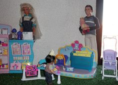 Barbie Happy Family Baby Store | Flickr - Photo Sharing!