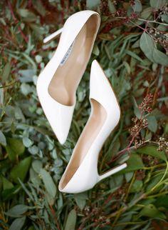 Photography: Clayton Austin   loveisabird.com Shoes: Manolo Blahnik   www.manoloblahnik.com   View more: http://stylemepretty.com/vault/gallery/22517