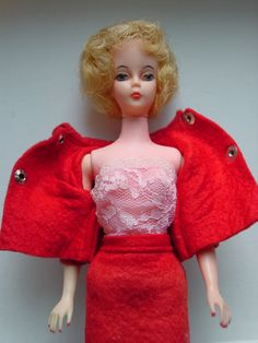 Reliable Mitzi Doll with Bubble haircut. I used to own her, now I don't.