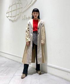styling_image Beams, Duster Coat, Jackets, Image, Style, Fashion, Down Jackets, Swag, Moda