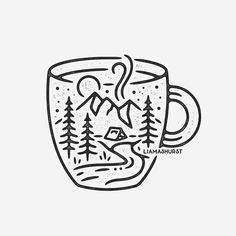 """2,544 Likes, 19 Comments - Liam Ashurst (@liamashurst) on Instagram: """"For sale! ☕️ Expect to see lots of cozy designs over the next few weeks leading to Christmas. ✨…"""""""
