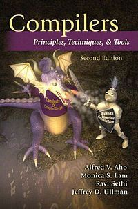 Compilers: Principles, Techniques and Tools by Alfred V. Aho, Monica S. Lam, Ravi Sethi and Jeffrey D. Ullman