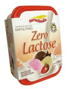 Sorvelândia lança primeiro sorvete sem lactose do Brasil feito de leite