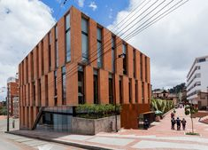 Gallery of University of Los Andes Public Space and Integrated Care Center / Daniel Bonilla Arquitectos - 4