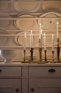 Anna Truelsen interior stylist. Sideboard storage. Bedroom bookcase, storage, display.