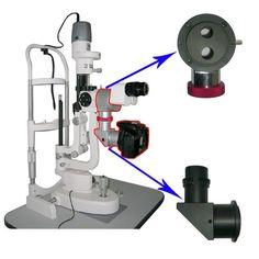 Beamspliiter Camera Adapter for Slit Lamp
