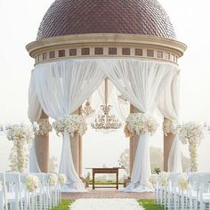 Immagine di wedding, decor, and flowers