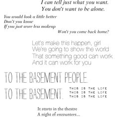 Two Door Cinema Club Song Lyrics by jasmine-megan26 on Polyvore featuring polyvore art