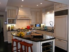 Kitchen Odd Shaped Island Design, Pictures, Remodel, Decor and Ideas