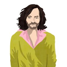 Charles Manson ©Benedetto Cristofani, all right reserved #charlesmanson #cultleaders #cult #portraits #portrait #ozy #illustration #editorial #editorialillustration #conceptual #conceptualillustration #graphic #graphicdesign