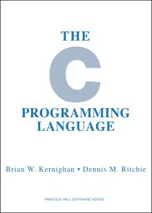 The C Programming Language - Brian Kernighan & Dennis Ritchie