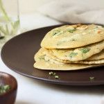 Chive + Rosemary Dandelion Fritters