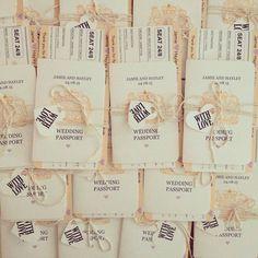 Wedding Boarding Pass and Passport Invitation ✈️ Destination Wedding Invitations, Wedding Stationary, Wedding Invitation Cards, Wedding Planning, Wedding Favours Travel Theme, Destination Weddings, Greek Wedding, Our Wedding, Wedding Ideas