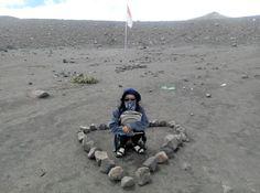 Mt.Marapi - Koto baru, Sumatra barat - Indonesia