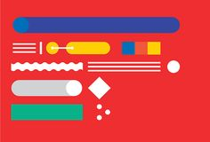 Routines on Behance