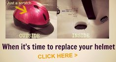 Not sure if you should replace your helmet? Here is a great helmet replacement strategy to follow: http://www.troxelhelmets.com/blog/troxel/know-when-its-time-to-replace-your-riding-helmet