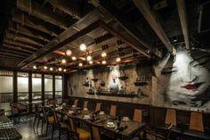 Hong Kong restaurant named best interior of the year 2014 | @designboom @imagazines @dezeen
