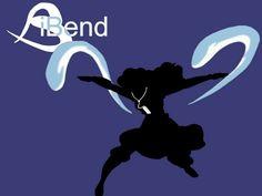 I bend