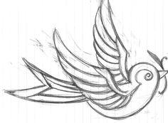 Swallow Tattoo idea