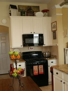 Kitchen Black Appliances Design, Pictures, Remodel, Decor and Ideas - page 7