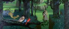 Los 20 momentos más románticos de Disney Película