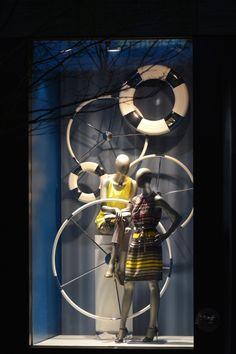 Hugo Boss windows 2013 Toronto Canada #retaildetails