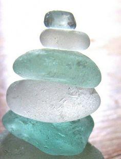 How to make sea glass from repurposeuniverse.blogspot.com