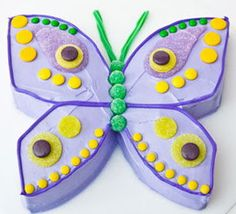 Easy Kids Birthday Cake - - Yahoo Image Search Results