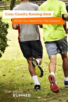 Cross Country Running Gear - What You Need For The Season