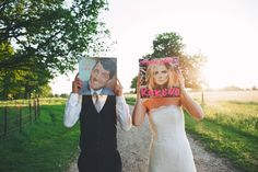 Boho Planned Weddings: Claire