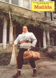 Ms. Trunchbull from the Matilda Movie